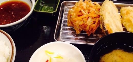 天ぷら まきの おすすめ定食
