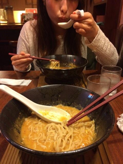錦城 担々麺