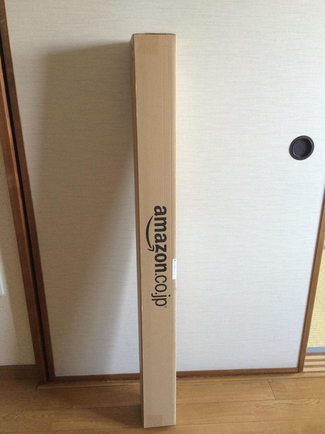 Amazon 傘 梱包